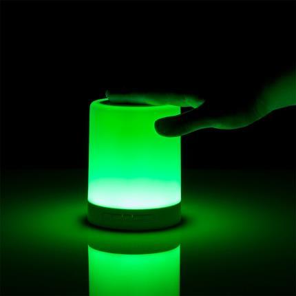 Gadgets & Novelties - Wireless Touch Lamp Speaker - Image 1
