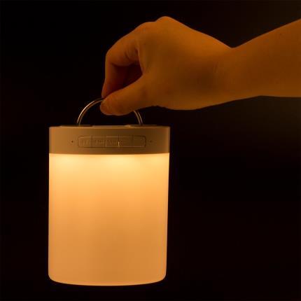 Gadgets & Novelties - Wireless Touch Lamp Speaker - Image 4