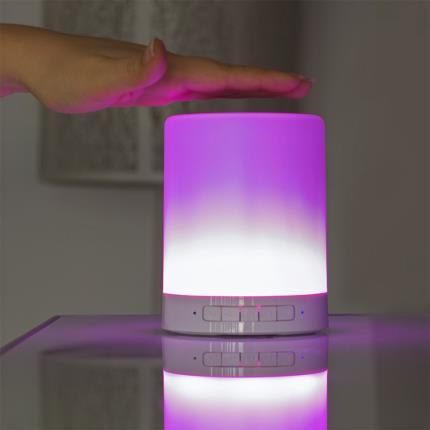 Gadgets & Novelties - Wireless Touch Lamp Speaker - Image 6