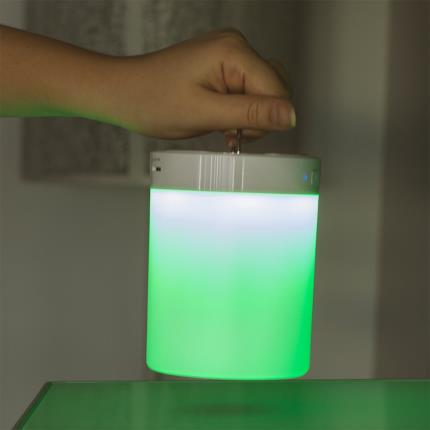 Gadgets & Novelties - Wireless Touch Lamp Speaker - Image 7