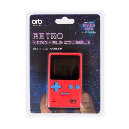 Gadgets & Novelties - Retro Handheld Gaming Console - Image 1