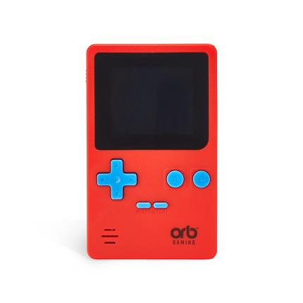 Gadgets & Novelties - Retro Handheld Gaming Console - Image 2