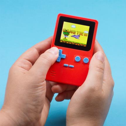 Gadgets & Novelties - Retro Handheld Gaming Console - Image 3