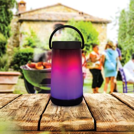 Gadgets & Novelties - Lantern Light Speakers - Image 2