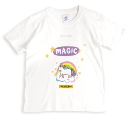T-Shirts - The Happy News Filled With Magic T-Shirt - Image 1