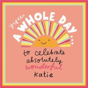 Greeting Cards - Birthday Card - Happy Birthday - Sentimental - Graphic - Image 1