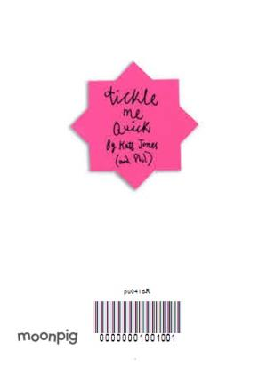 Greeting Cards - I Got You A Hunk Singles' Day Card - Image 4
