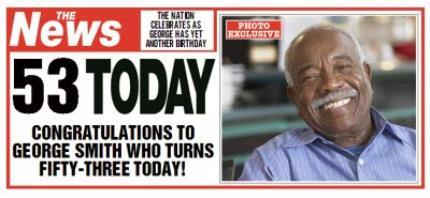 Mugs - The News Birthday Personalised Photo Upload Mug - Image 4