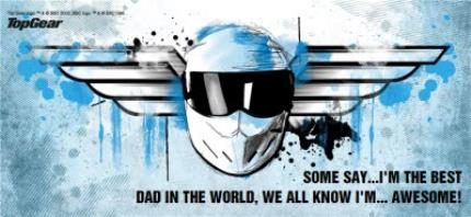 Mugs - Father's Day Top Gear The Stig Personalised Mug - Image 4