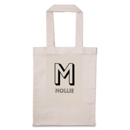 Gifts For Home - Personalise Me Tote Bag - Image 1