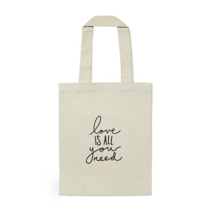 Gifts For Home - Love Is All You Need Tote Bag - Image 1