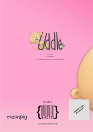 Greeting Cards - Beautiful Wife Uddle Birthday Card  - Image 4