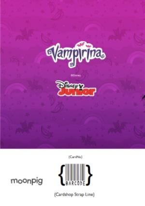 Greeting Cards - Birthday card - Vampirina - Disney - activity card -  - Image 4