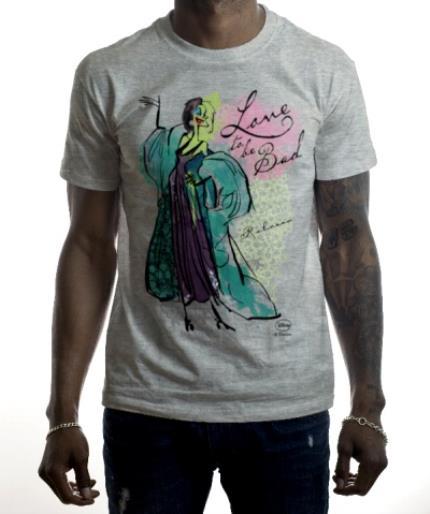 T-Shirts - Disney Villain Cruella Personalised T-shirt - Image 2