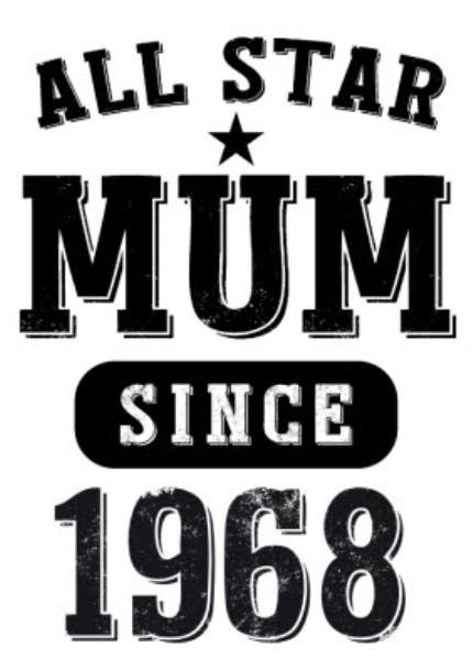 T-Shirts - Mother's Day All Star Mum Personalised T-shirt - Image 4