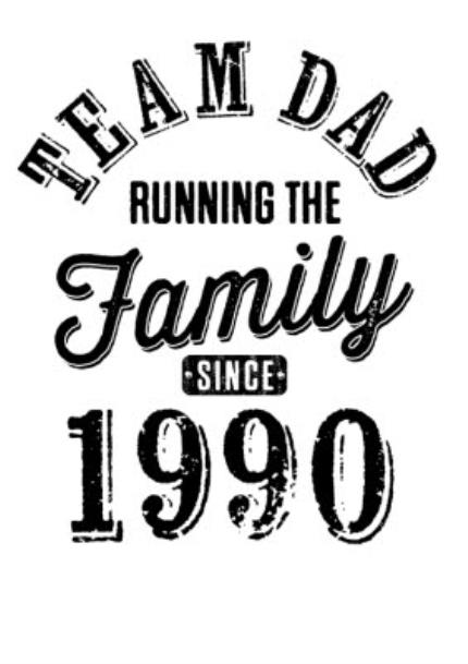 T-Shirts - Father's Day Team Dad Personalised T-shirt - Image 4