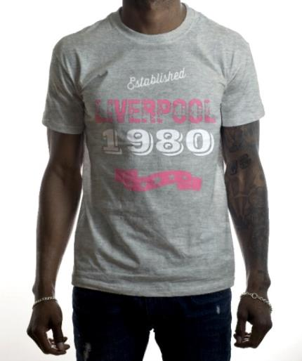 T-Shirts - Established in Pink Personalised T-shirt - Image 2
