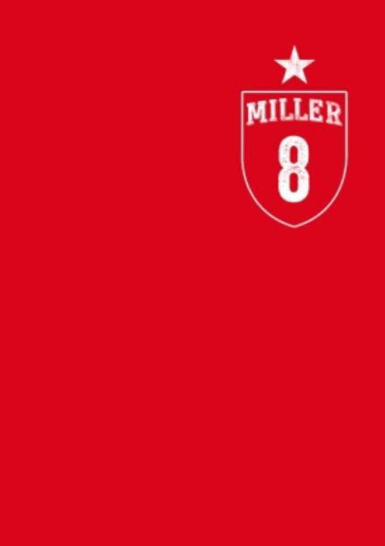 T-Shirts - Surname Football Shirt Personalised T-shirt - Image 4