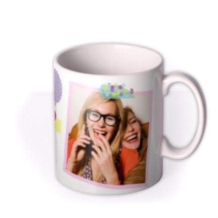 Mugs - Best Friends Forever Photo Upload Mug - Image 2