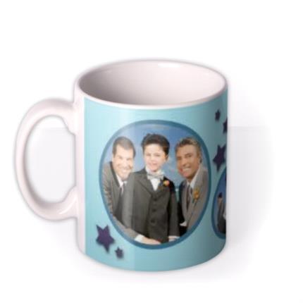 Mugs - The Best Page Boy Photo Upload Mug - Image 1