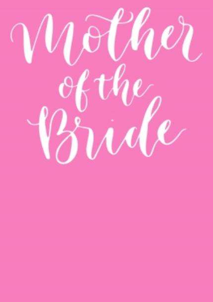 T-Shirts - Mother of the Bride T-Shirt - Image 4