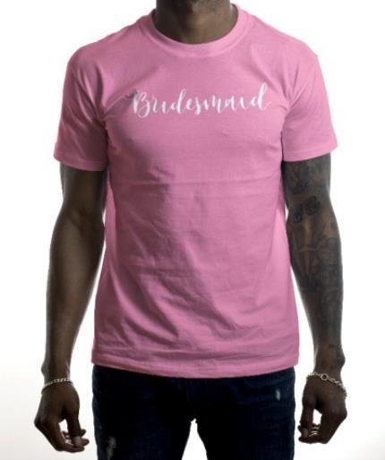 T-Shirts - Bridesmaid t-shirt - Image 2