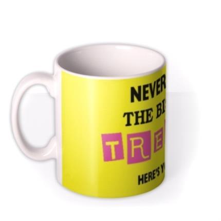 Mugs - Nevermind the Biscuits Photo Upload Mug - Image 1
