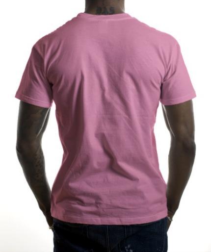 T-Shirts - Wonder Woman Vintage Personalised Name Neon Pink T-Shirt - Image 3