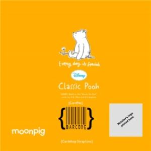 Greeting Cards - Birthday card - Disney - Winnie the Pooh - cute card - Image 4