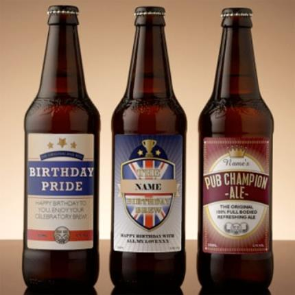 Alcohol Gifts - Personalised Black Sheep Beer Selection - Image 2