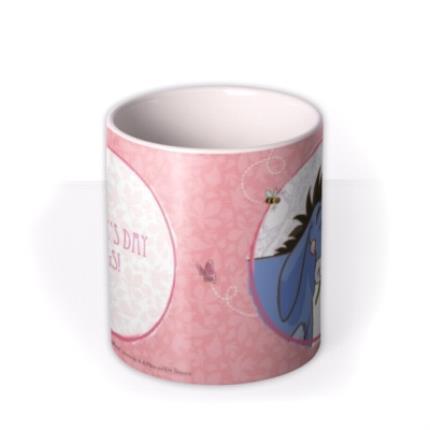 Mugs - Winnie the Pooh Hugs Personalised Mug - Image 3