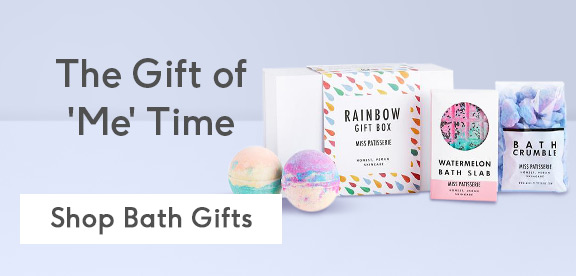 bath & body gifts for her