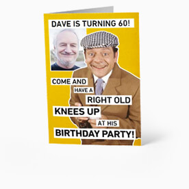 Personalised Birthday Cards Invitations