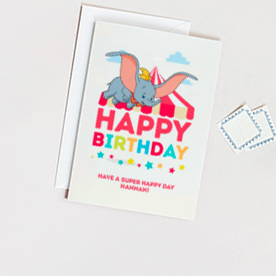 Personalised Birthday Card 21 30th 40th 50th 60th Gift For Mum Dad Wife Husband Celebrations Occasions