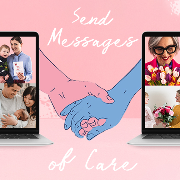 Sending Messages of Care