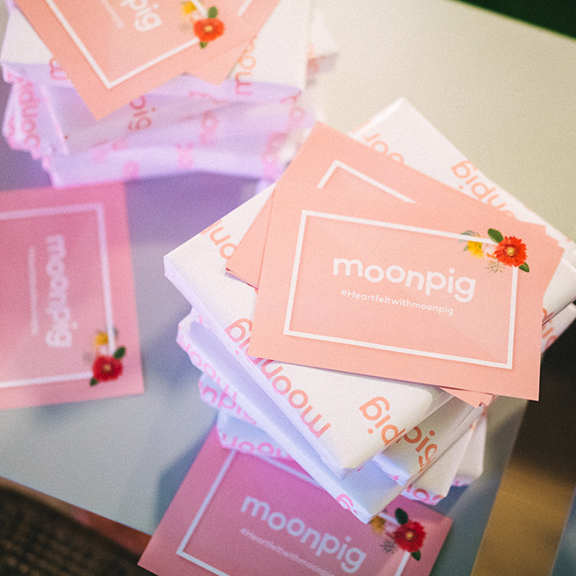 Mothers Day Moonpig Event