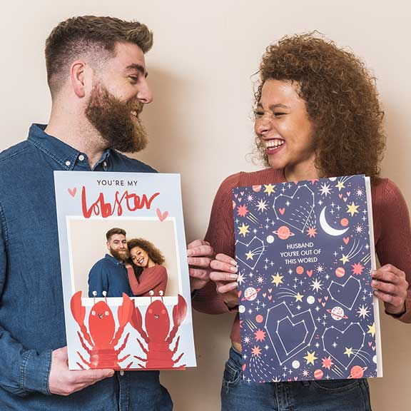 Best Personalised Valentine's Day Gifts for Him & Her