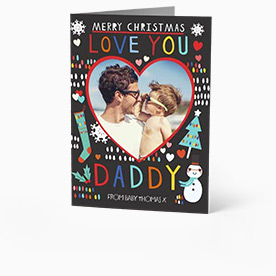 0b71a39f2ba personalised christmas card for dad