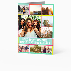 Personalised Cards Photo Upload Cards Greeting Cards Moonpig