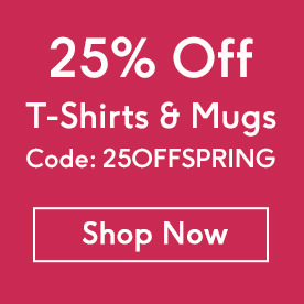 25 From T Shirt And Mugs Birthday Gifts