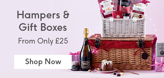 hampers from £25