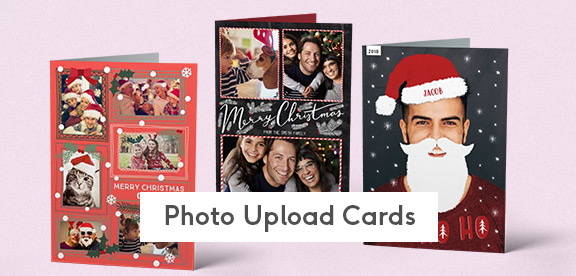 Christmas cards | Personalised Christmas Cards | Moonpig
