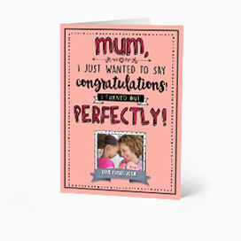 Mothers Day Cards Personalised Cards Moonpig