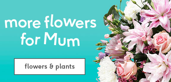 Mother's Day flowers hero