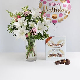 And Flower Gift Sets Birthday
