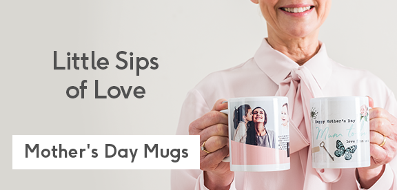 Personalised mugs for mother's day