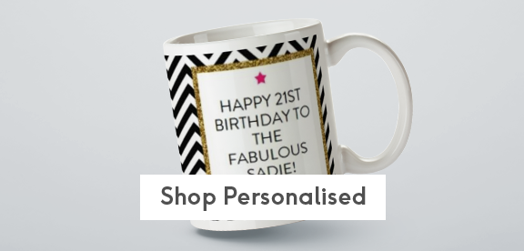 Personalised mugs with names