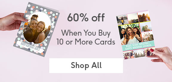discounts on greeting cards