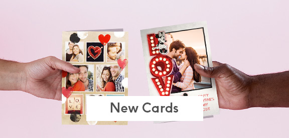 Valentines Day new cards