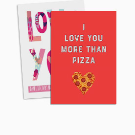 Valentines Day Cards Personalised Valentines Cards Moonpig